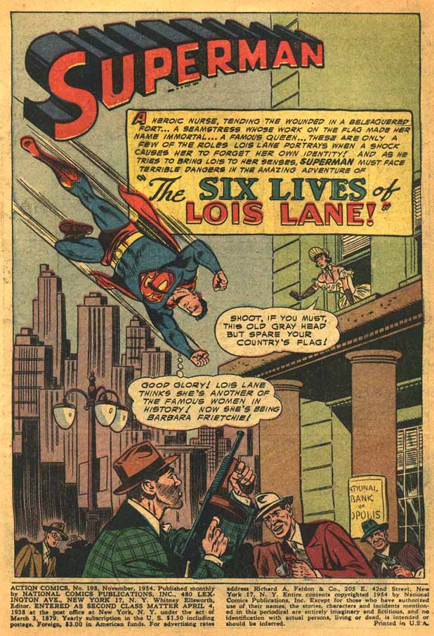 Read online Action Comics (1938) comic -  Issue #198 - 3
