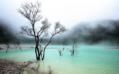 Tempat Wisata Kawah Putih Ciwidey Bandung dan Harga Tiket Masuk Terbaru