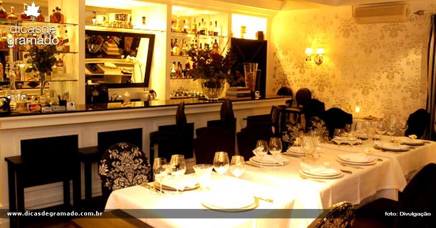 Restaurante em Gramado: La Table D'Or