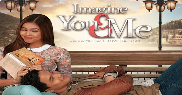 Imagine You & Me Special Features (2016)