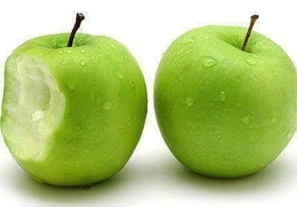 Benefits of green apples.
