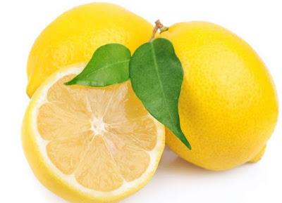 """""""membuat masker buah lemon"""""""