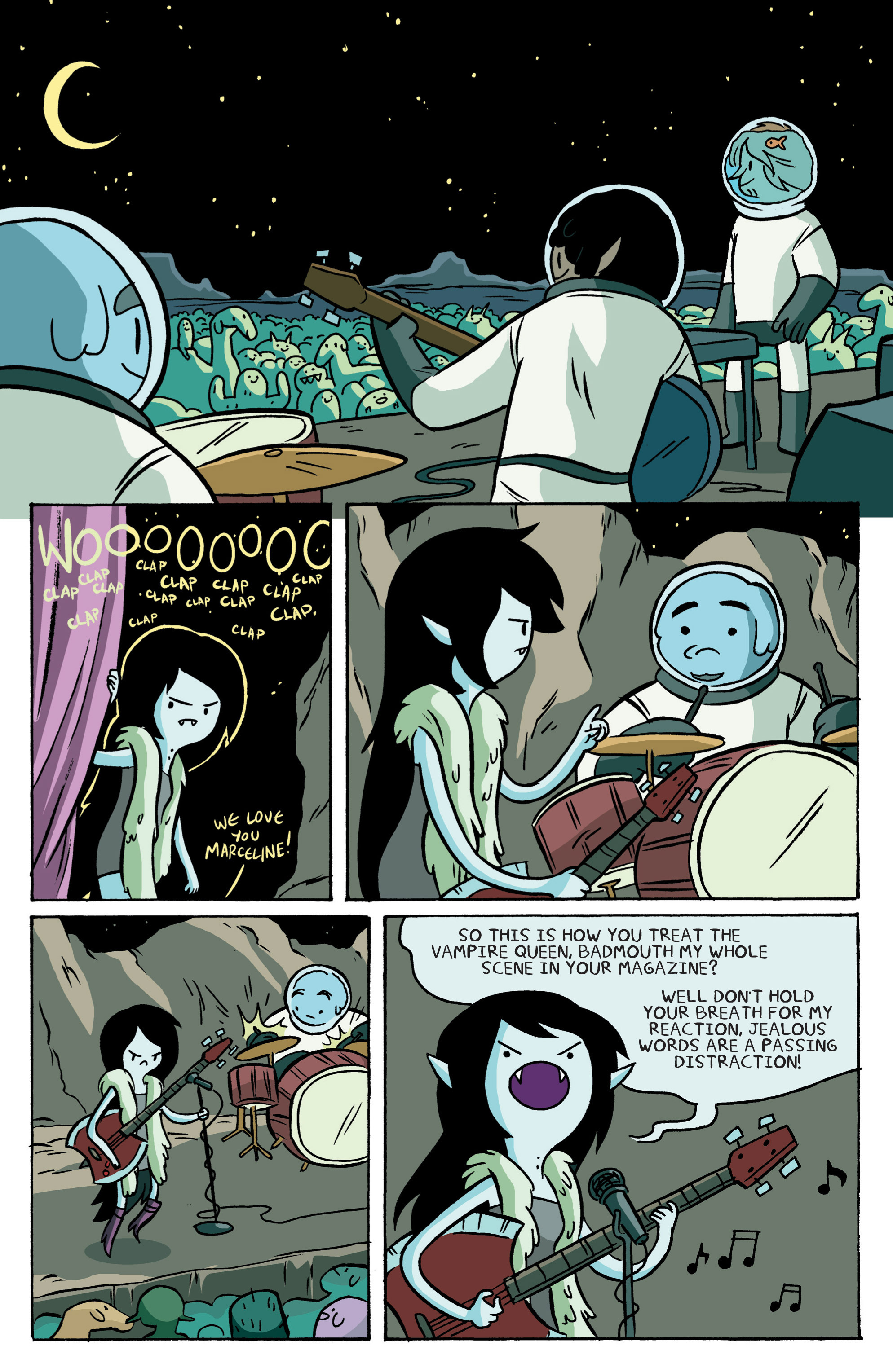 Read online Adventure Time: Marceline and the Scream Queens comic -  Issue #3 - 18