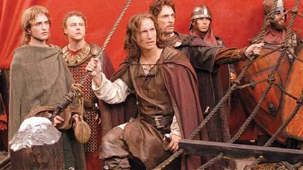 Robert Pattinson_ Principe Giselher ne La saga dei Nibelunghi