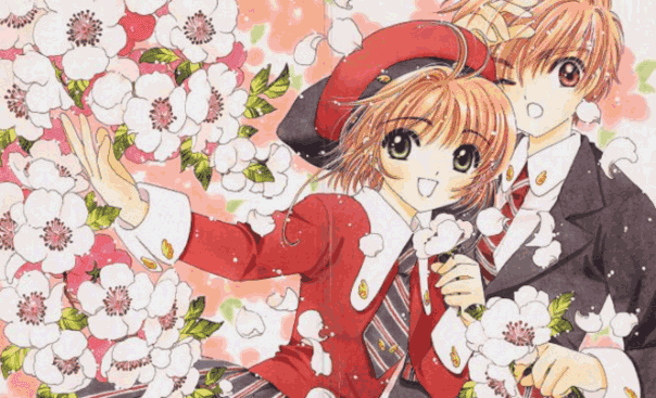 Cardcaptor Sakura - Top Fantasy School Anime List