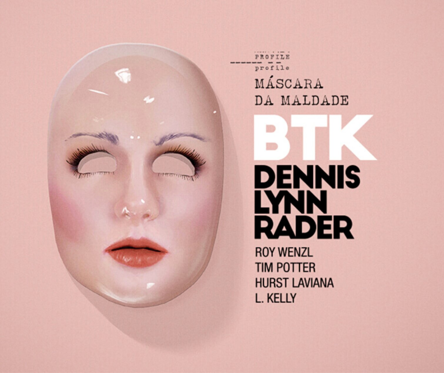 Resenha: BTK Profile, Máscara da Maldade, de Roy Wenzl, Tim Potter, L. Kelly e Hurst Laviana