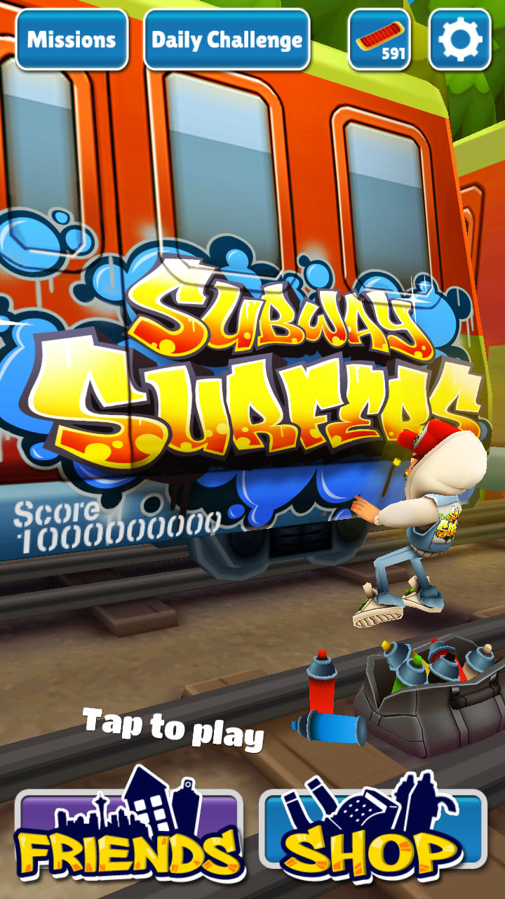 Subway surfers hack android rome - Italian Guide