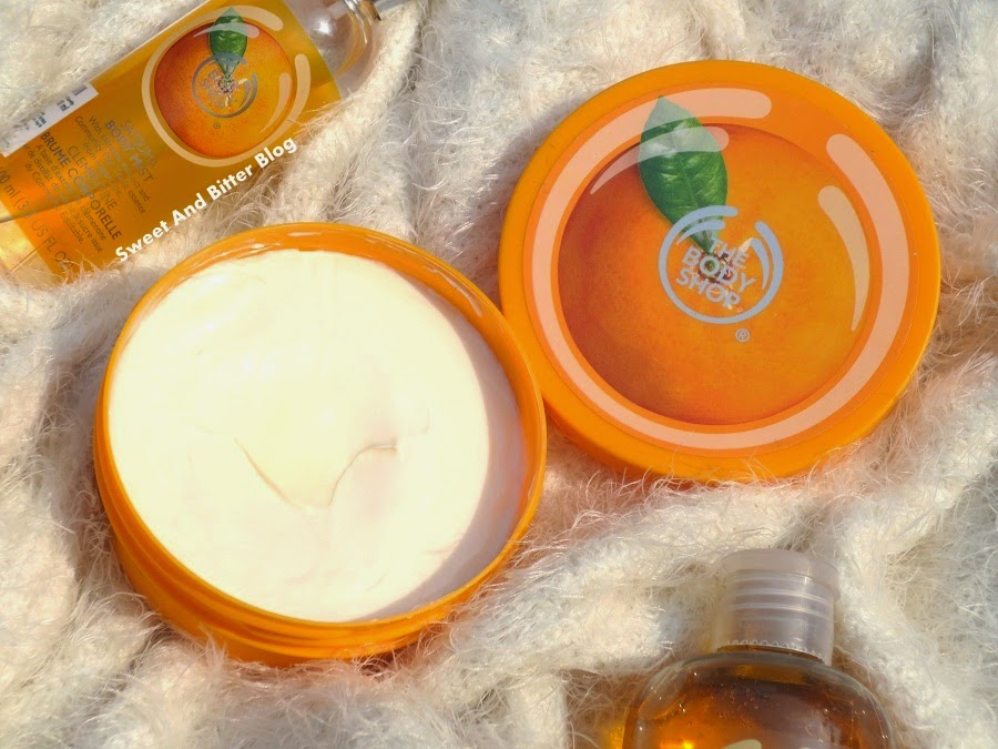 The Body Shop Satsuma Body Butter Review