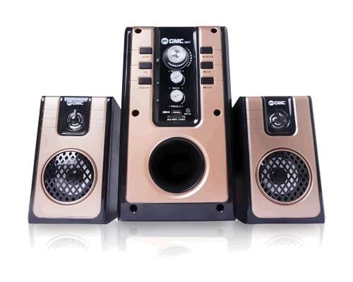 Harga Speaker Aktif GMC 885T - Harga dan Spesifikasi