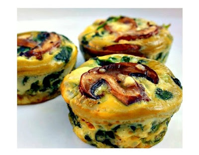spinach quiche cups simple egg recipe for busy mamas