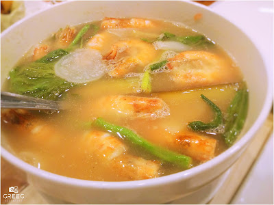 Sinigang Shrimp