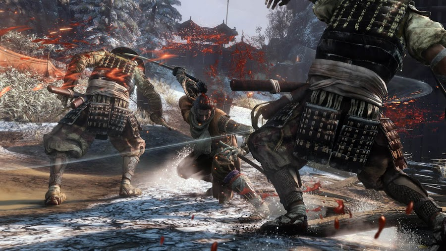 sekiro shadows die twice gameplay from software