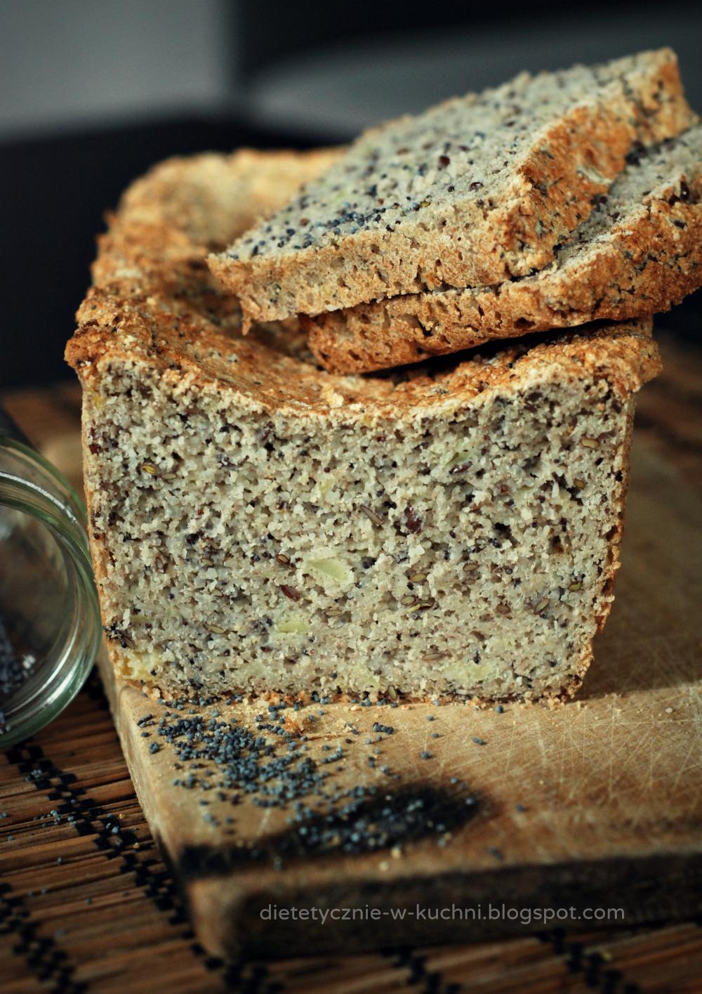 Moje Dietetyczne Fanaberie Prosty Chleb Bez Glutenu Chleb