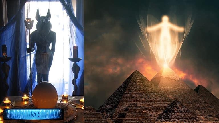 Η Κατάρα των Φαραώ ΔΕΝ Ήταν από Αυτόν τον Κόσμο! Μία Τρομακτική Ανακάλυψη -VIDEO