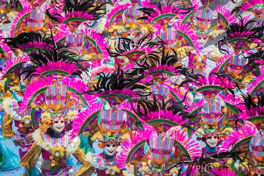 Masskara Festival - Bacolod City (The City of Smiles) ~  Beautiful Islands In The Philippines