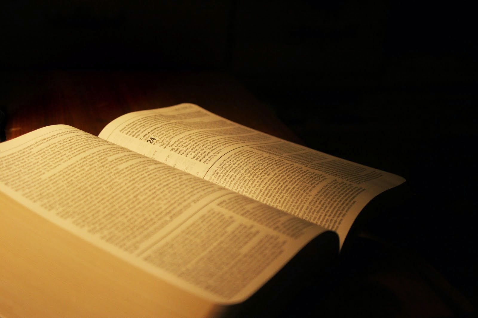 My Experiment: Read the Bible Without any Assumptions