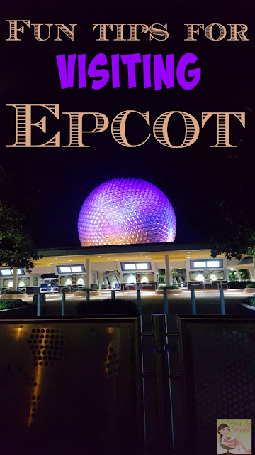 Disney World's Epcot