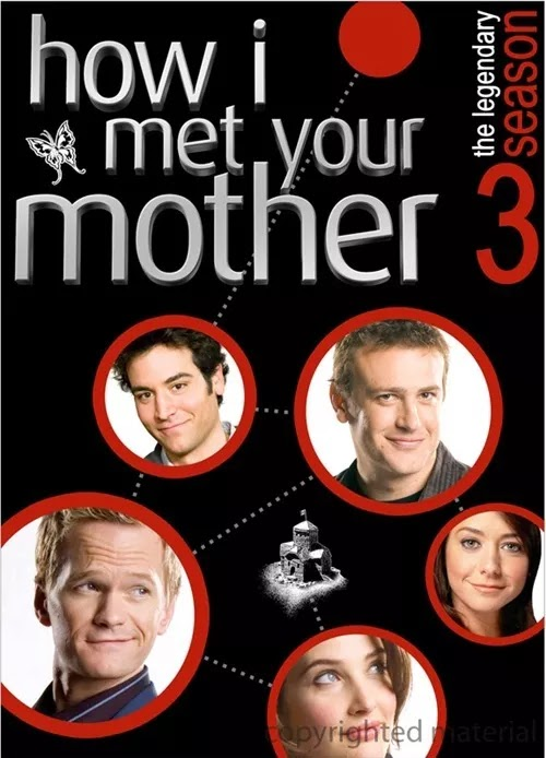How I Met Your Mother Temporada 3 1080p Dual Latino/Ingles Sub