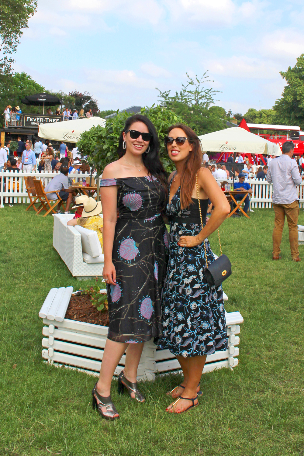 Emma Louise Layla at Polo in the Park, 2018 - London lifestyle blog