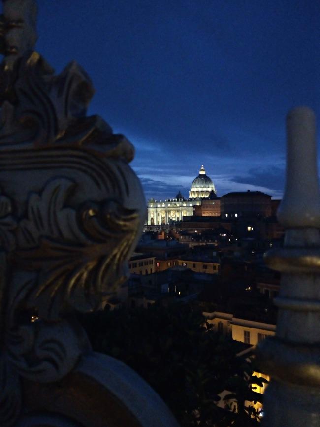 Mmm Buonissimo Terrazza Les Etoiles A Roma