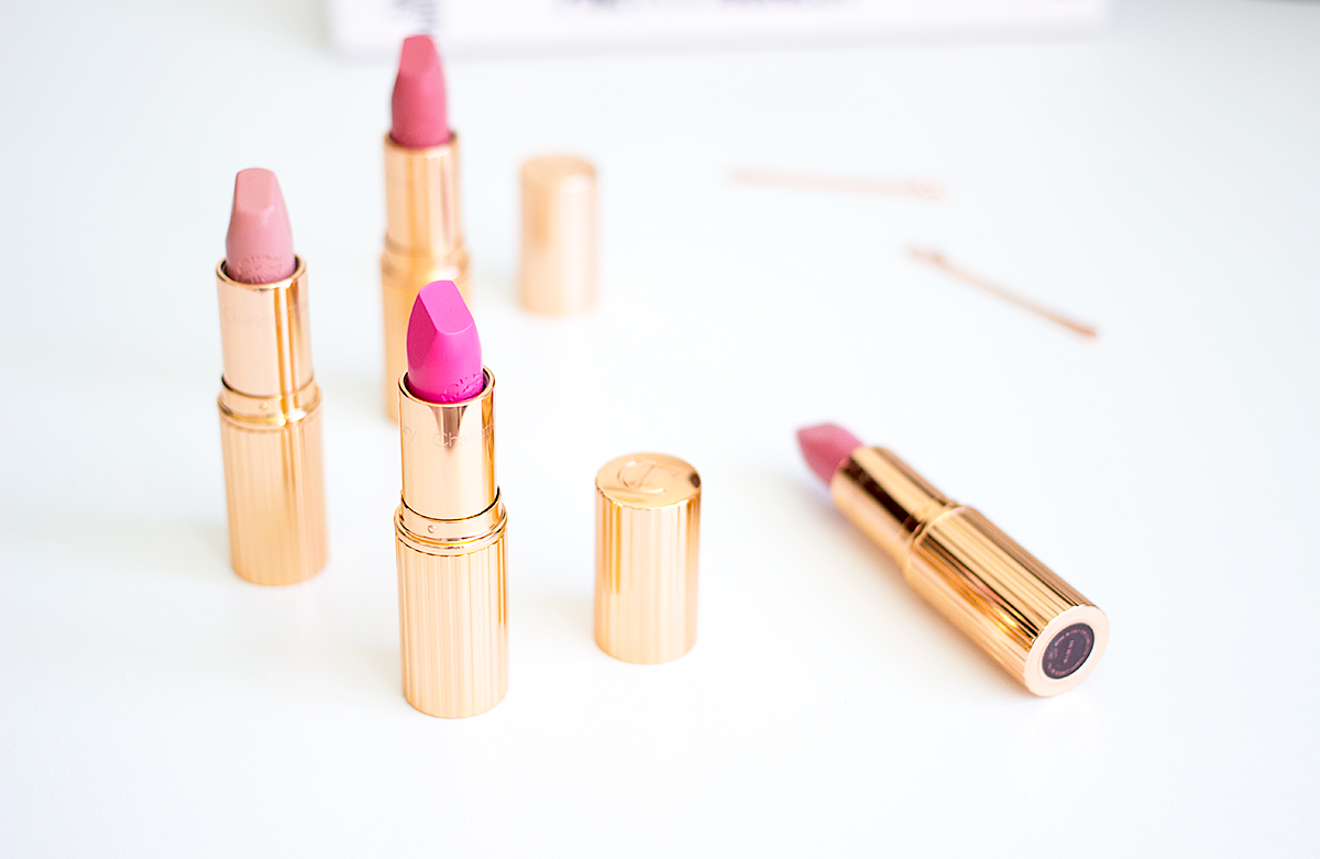 Charlotte Tilbury's Hot Lips Lipstick Review