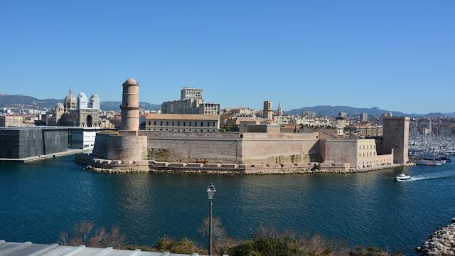 Parc Emile Duclaux Marseille fort