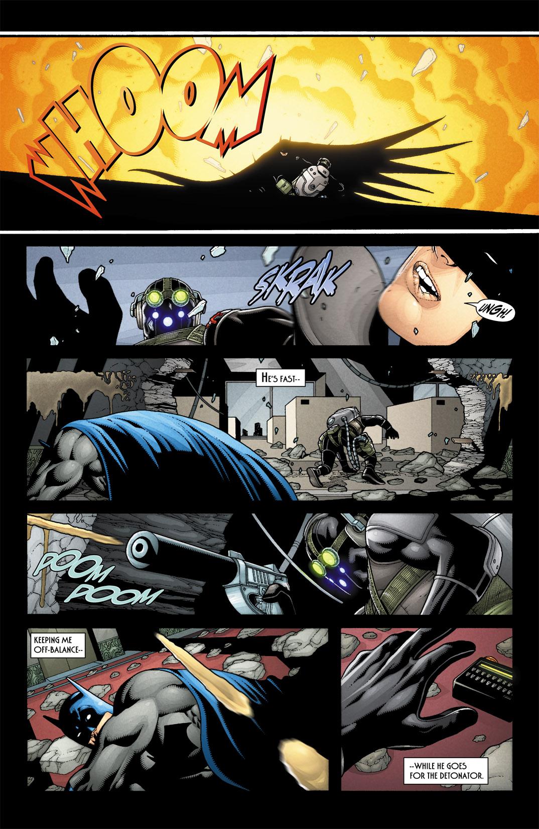 Detective Comics (1937) 830 Page 17