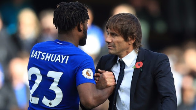 """I would have been dead!"": Michy Batshuayi reveals his frustration at Chelsea caused him to break club rule"