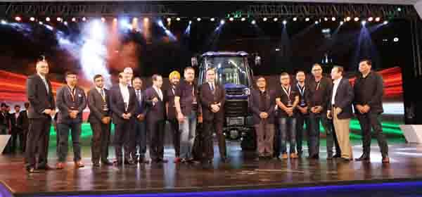 एस्कॉर्ट्स ने वार्षिक इनोवेशन प्लेटफॉर्म एस्क्लुसिव में लॉन्च किया भारत का प्रथम स्वचालित कॉन्सेप्ट ट्रैक्टर : निखिल नंदा