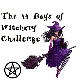 The 44 Days of Witchery Challenge