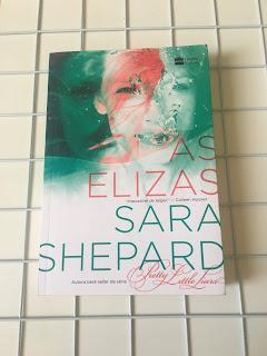 [Resenha] As Elizas- Sara Sherpard