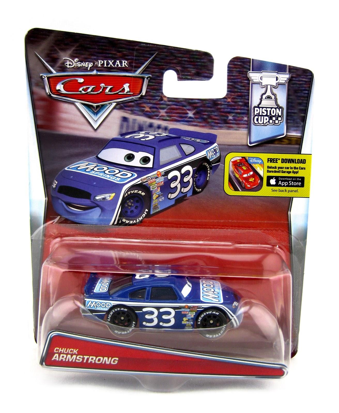 Chuck Armstrong Cars