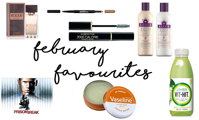Beauty and Lifestyle February Favourites
