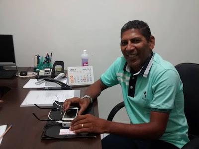 Resultado de imagem para foto do secretario de transporte de são josé de mipibu dudud