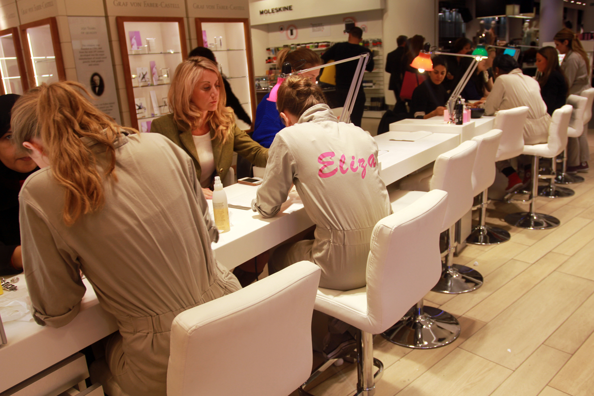 aa5e30a65854f Paint Shop by Nails Inc in Selfridges