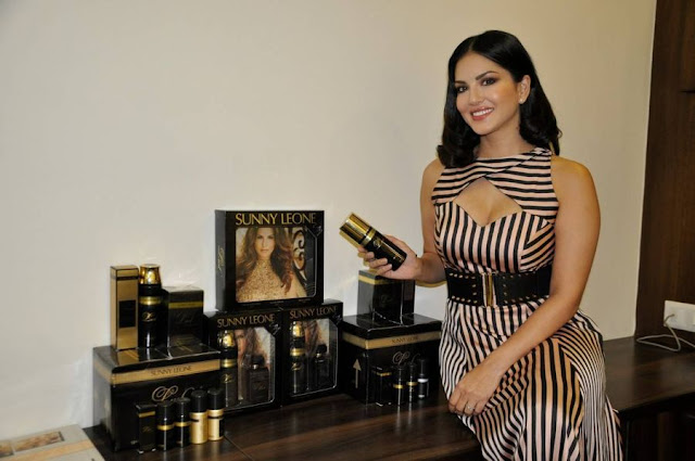 Lust by Sunny Leone - New Line of Perfume
