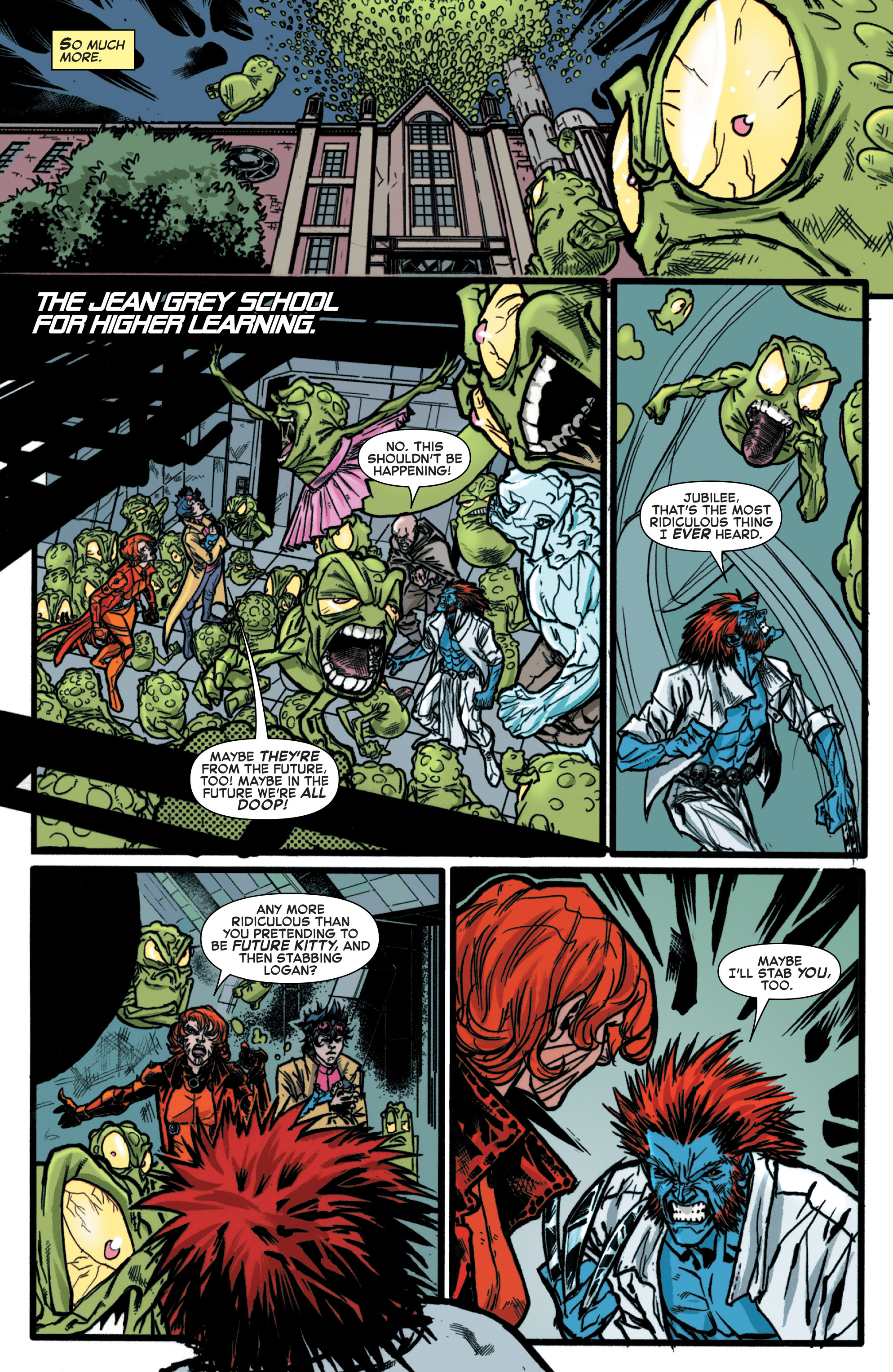Read online All-New Doop comic -  Issue #5 - 7