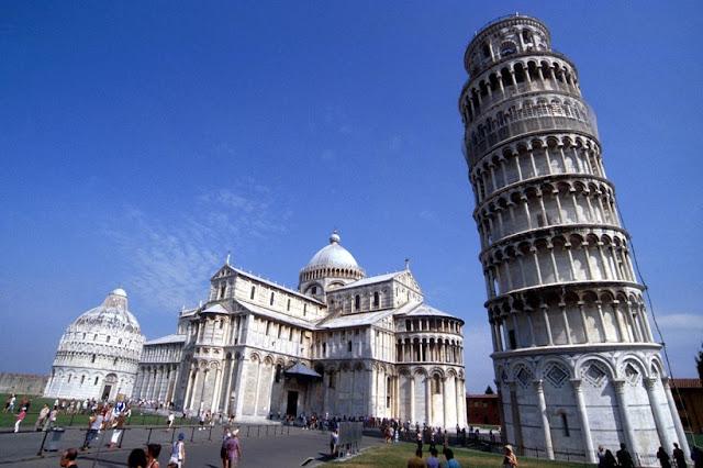 Sobre a viagem de trem de Veneza a Pisa