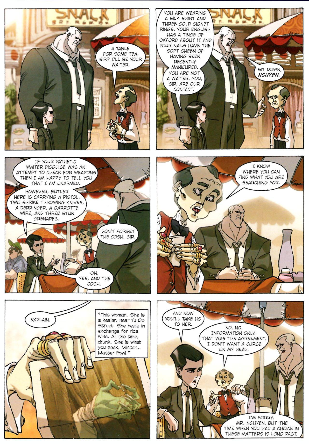 Read online Artemis Fowl: The Graphic Novel comic -  Issue #Artemis Fowl: The Graphic Novel Full - 6