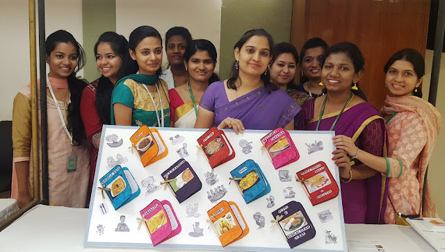 Ms Shalini Arvind, Chief Dietitian with her Team-