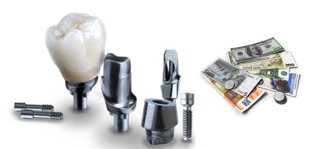 cuanto cuesta un implante dental en sonria nacional