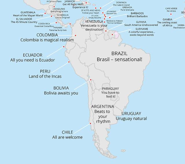 أميركا الجنوبية
