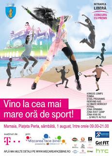 http://miscareafacebine.ro/2015/07/22/cea-mai-mare-ora-de-sport-la-mare/