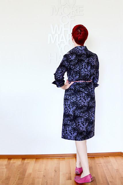 frauvau: McCalls 6696 - mein Traum vom Hemdblusenkleid