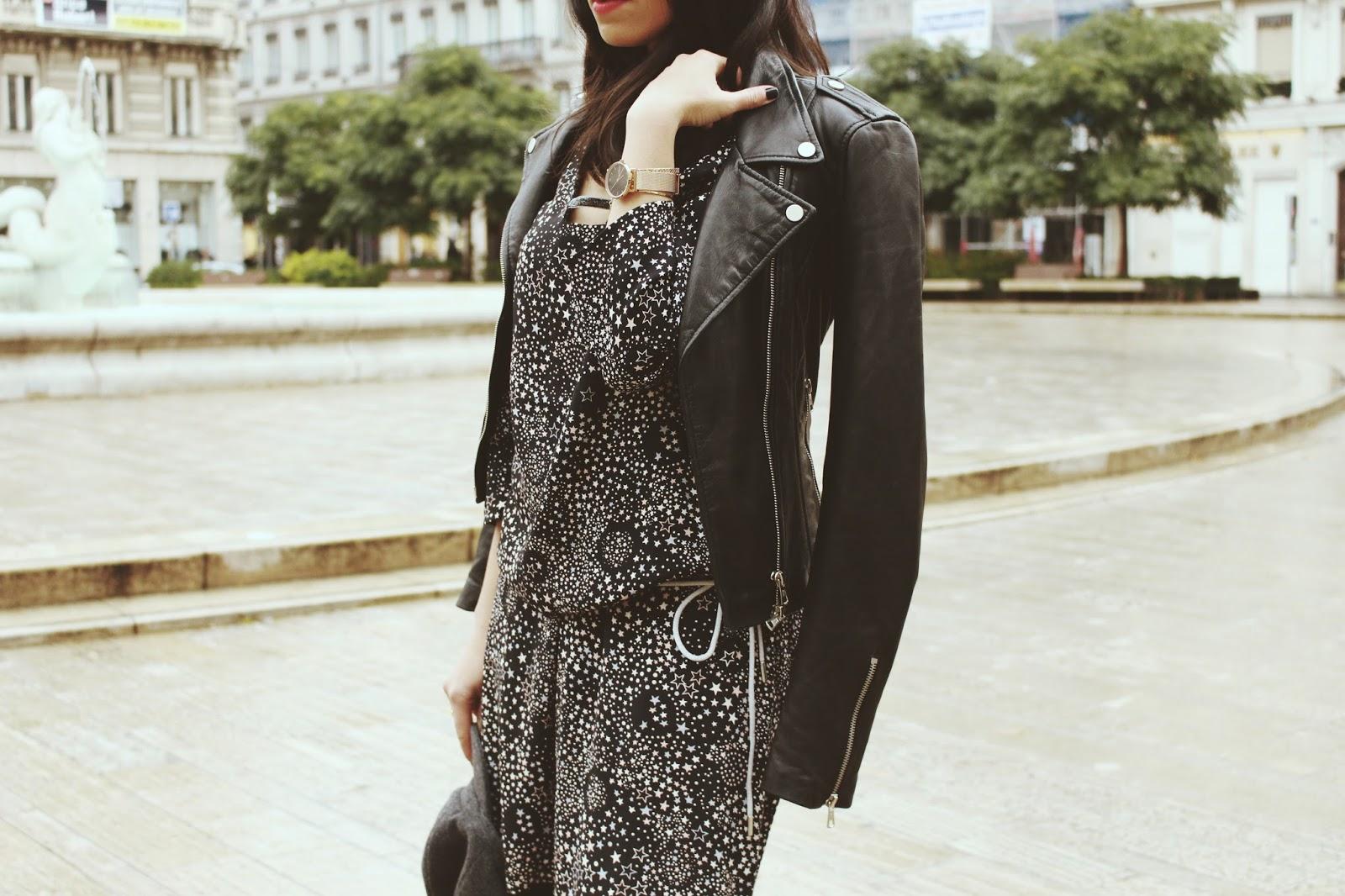 blog mode, blogueuse mode, blogueuse lyonnaise, blog mode lyon, blog  mode paris, modeuse, robe étoilée, robe étoiles, french blogger