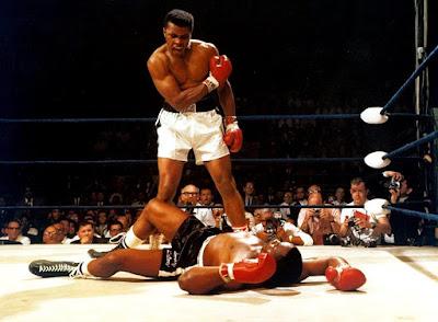 Muhammad Ali, Cassius Marcellus Clay Jr.