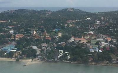 Koh Samui, Thailand daily weather update; 20th October, 2016