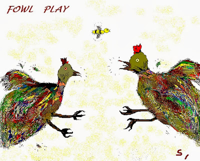 Fowl play story