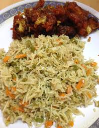 image results of manchurian fried rice