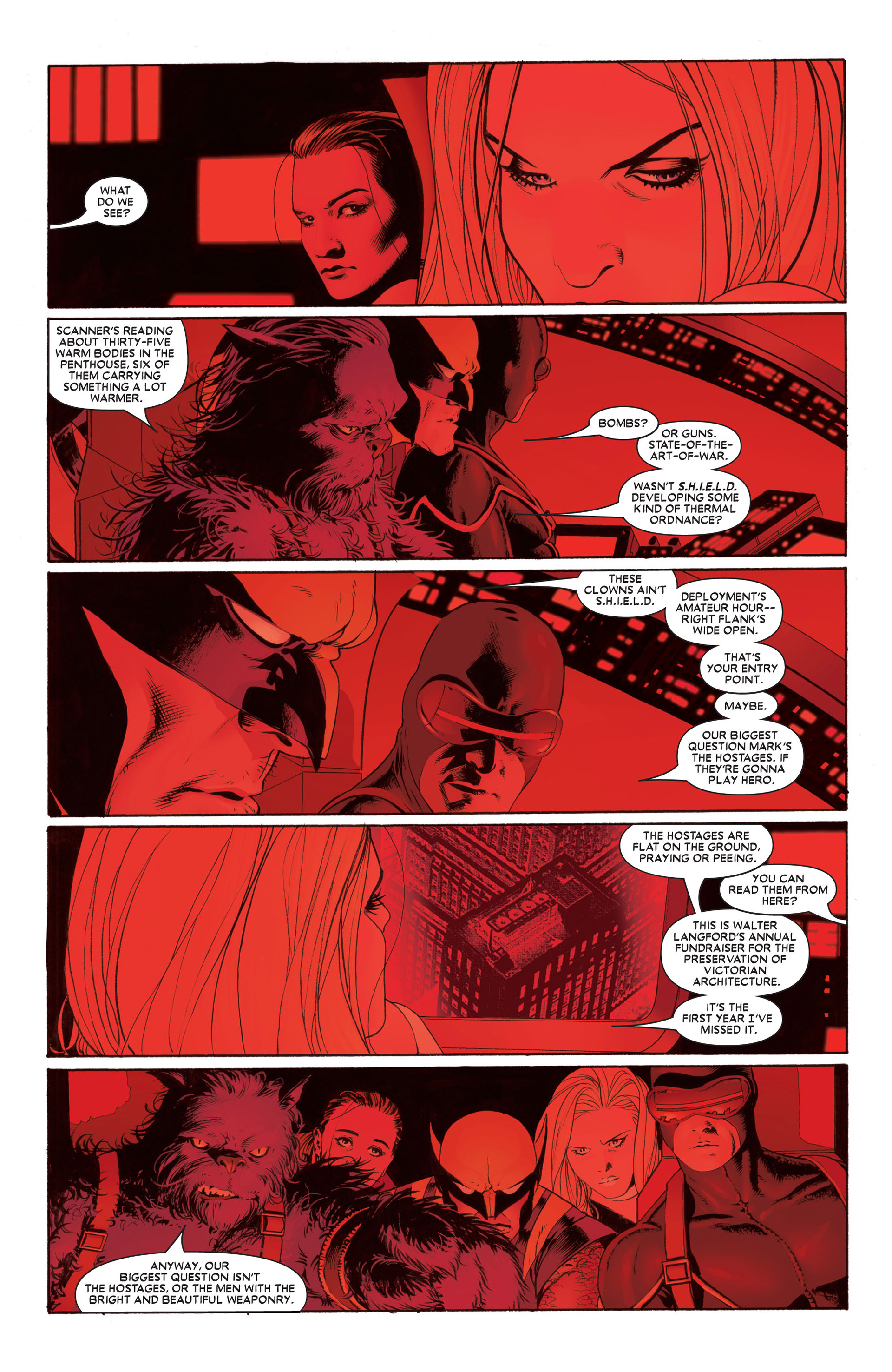 Astonishing X-Men (2004) issue 2 - Page 5
